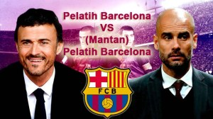 Luis Enrique, Pep Guardiola, manchester city, Barcelona, barcelona vs Manchester city,