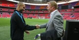 Pep Guardiola, Ronald Koeman, Everton, manchester City, City Vs Everton, Prediksi City Vs Everton, hasil City Vs Everton, premier league
