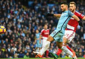 Sergio Aguero, Manchester City,  Middlesbrough, Manchester City vs Middlesbrough, premier league, epl 2016